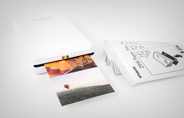 Polaroid Zip Zink paper