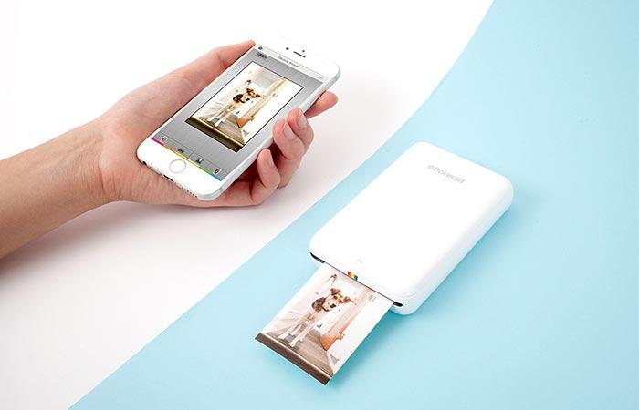 Polaroid Zip companion app
