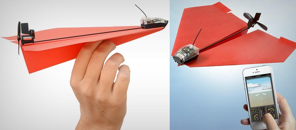 PowerUp 3.0 Smart Controlled Paper Airplane