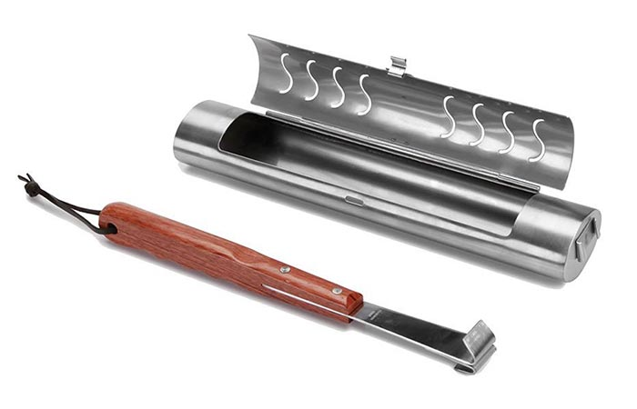 Smokerin Smoker practical handle