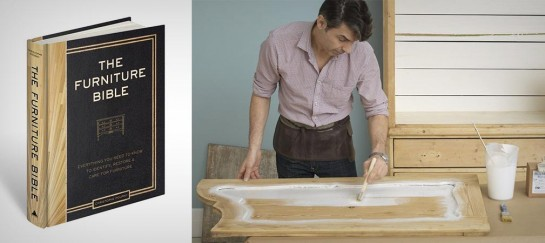 THE FURNITURE BIBLE | BY CHRISTOPHE POURNY