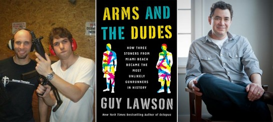 ARMS AND THE DUDES | BY GUY LAWSON