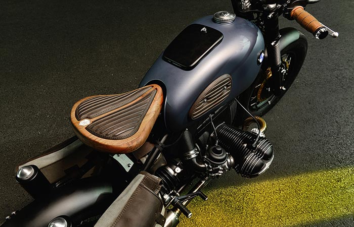 BMW R69S Thompson seat