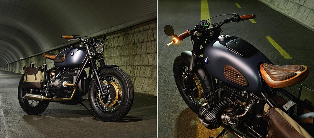 BMW R69S Thompson | By ER Motorcycles