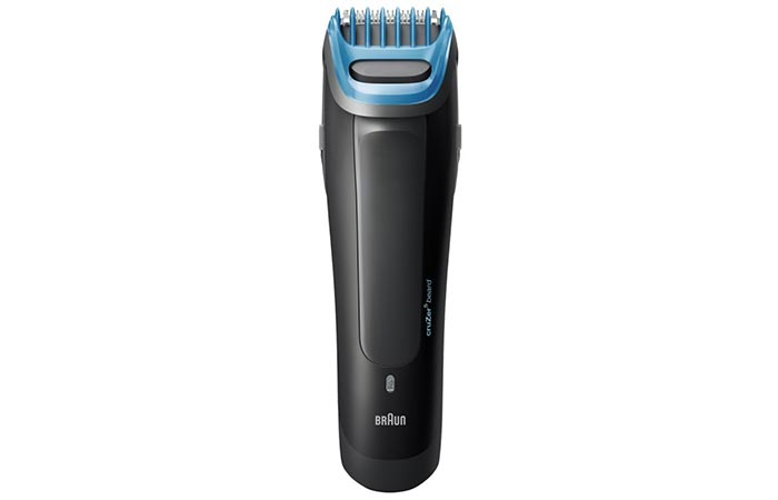 Braun Cruzer 5 Beard Trimmer maintenance