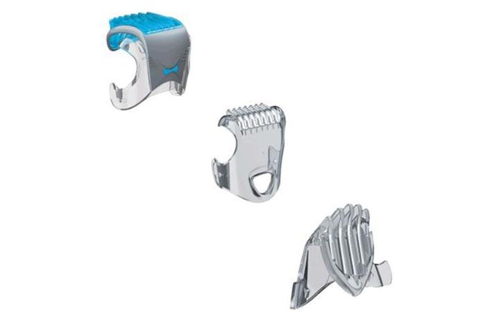 Braun Cruzer 6 Face combs