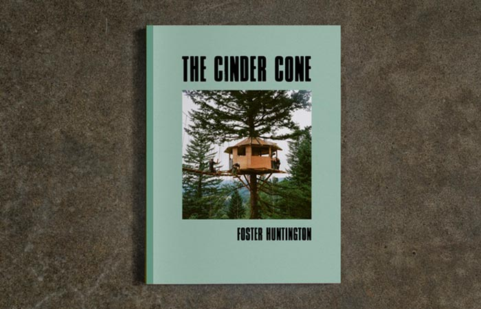 The Cinder Cone book