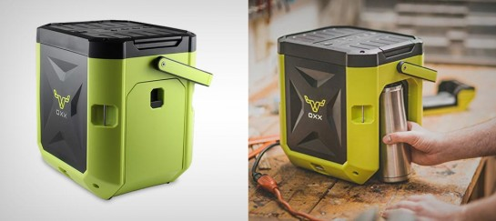 COFFEEBOXX PORTABLE COFFEE MAKER| BY OXX