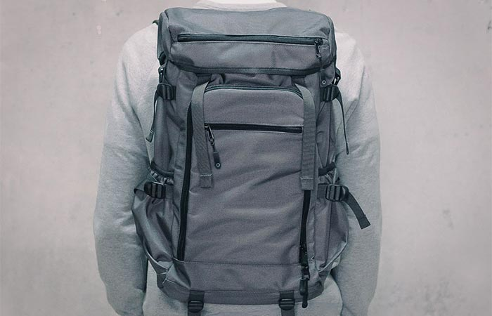DSPTCH Ruckpack style
