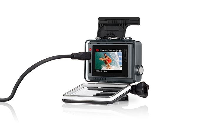 GoPro HERO+ LCD durability