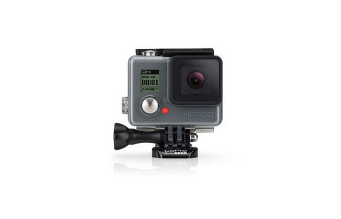 GoPro HERO+ LCD video quality