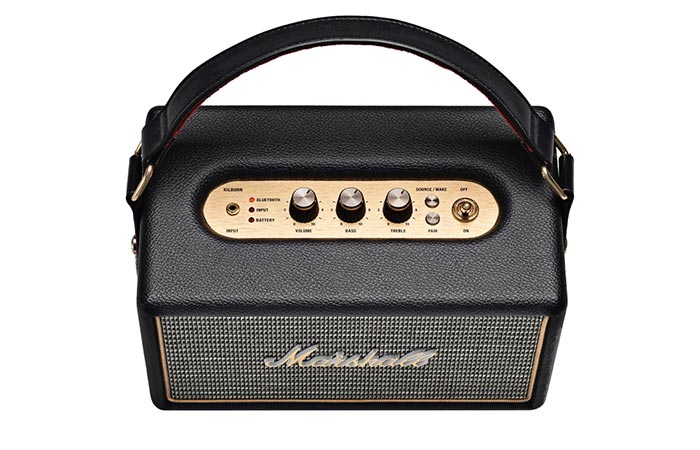 Marshall Kilburn battery life