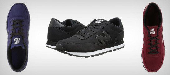 NEW BALANCE ML501 HIGH ROLLER PACK FASHION SNEAKER