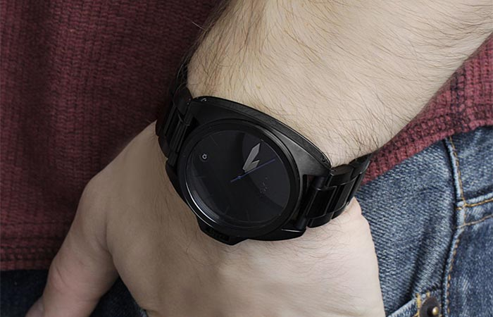 Nixon Anthem Watch casual appearance