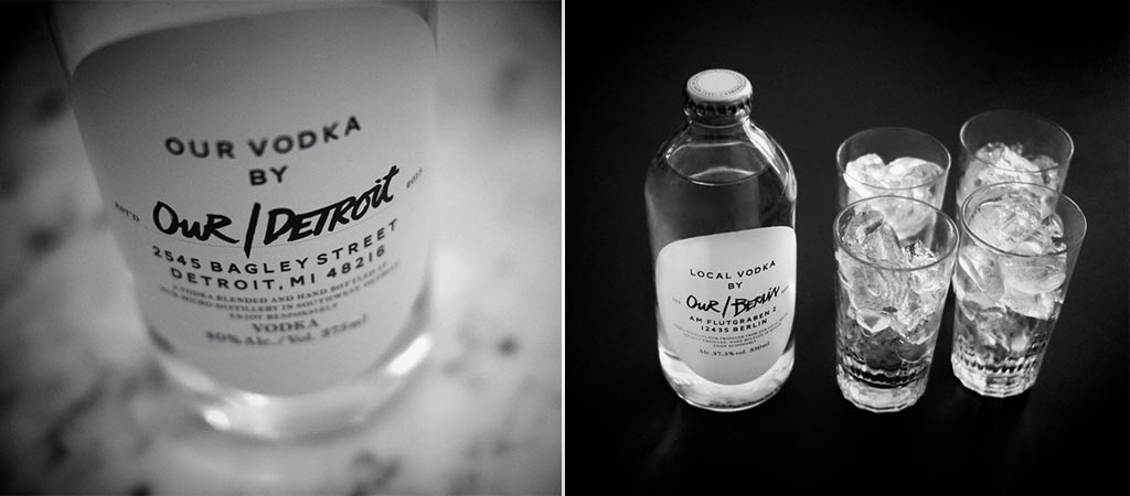 Our/Vodka | Global Vodka Made With Local Ingredients