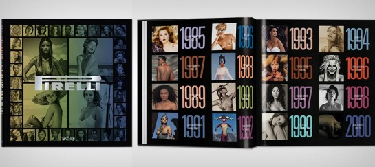 PIRELLI – THE CALENDAR: 50 YEARS AND MORE