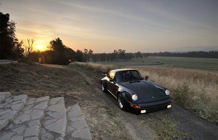Porsche 911 Turbo acution