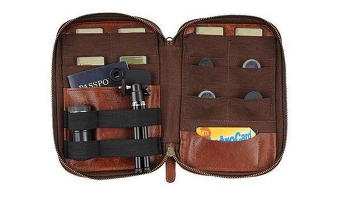 Clarendon Photo Accessories Organizer storage space