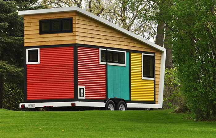 Toybox Tiny Home design