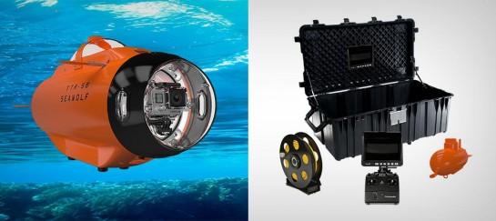TTR-SB SEAWOLF | GOPRO SUBMARINE