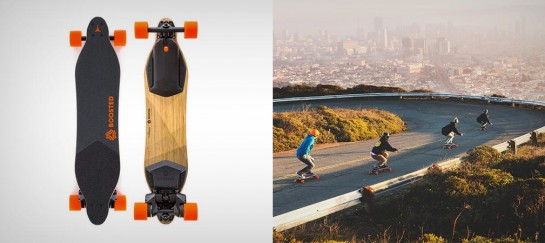 BOOSTED DUAL+ BOARD | 2000W ELECTRIC SKATEBOARD