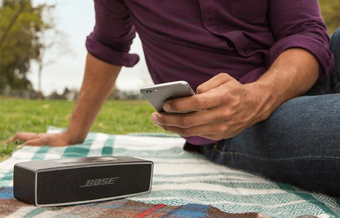 Bose Soundlink Mini 2 connectivity