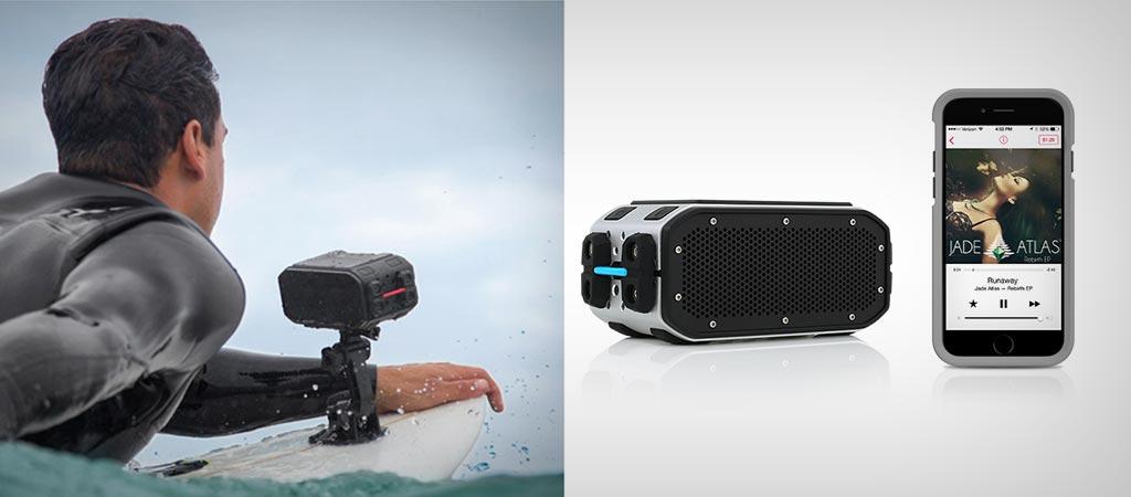 Braven BRV-Pro | Durable Bluetooth Speaker