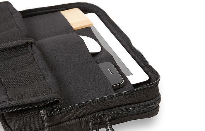 Cargo Works EDC Kit secondary compartment