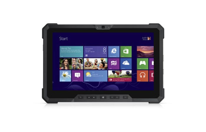 Latitude 12 Rugged Tablet OS