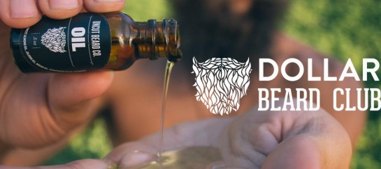 DOLLAR BEARD CLUB | MONTHLY SUBSCRIPTION TO HIGH QUALITY BEARD PRODUCTS