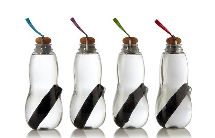 Eau Good Water Bottle color variants