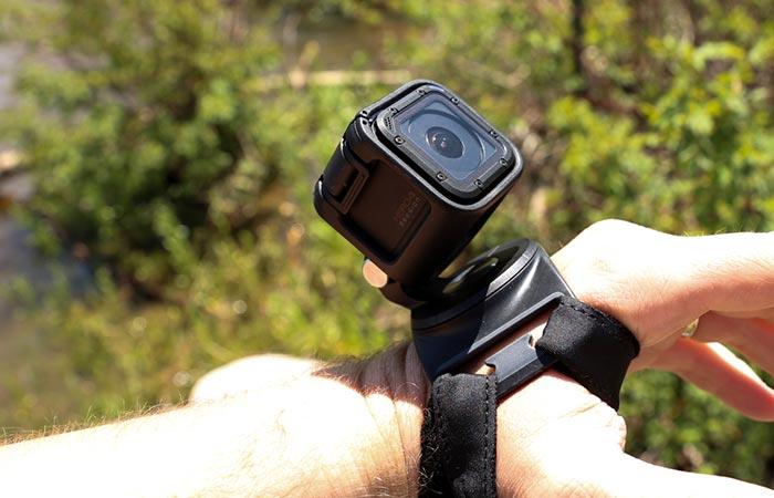 GoPro Hero4 Session mounts