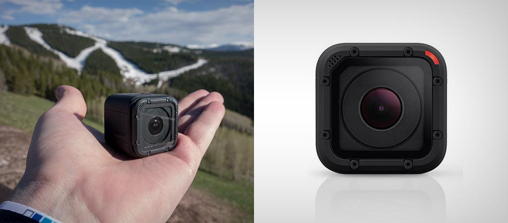 GoPro Hero4 Session | The Latest GoPro Camera