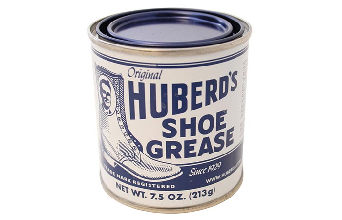 Huberd's Shoe Grease package