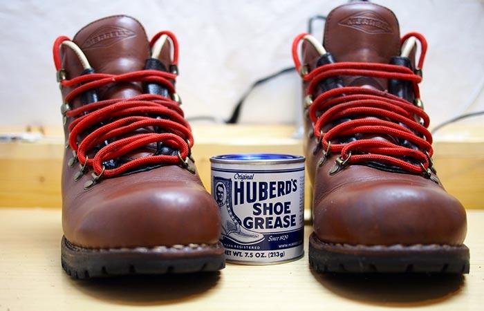 Huberd's Shoe Grease effect