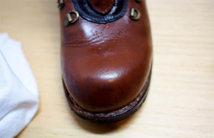Huberd's Shoe Grease preparation