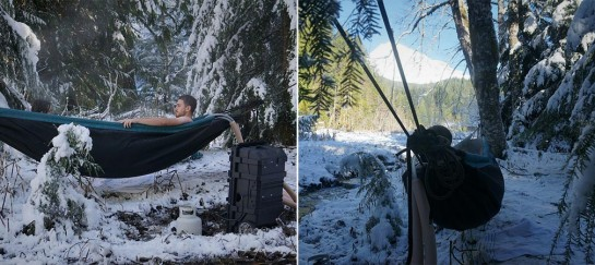 HYDRO HAMMOCK | HAMMOCK AND HOT TUB IN-ONE