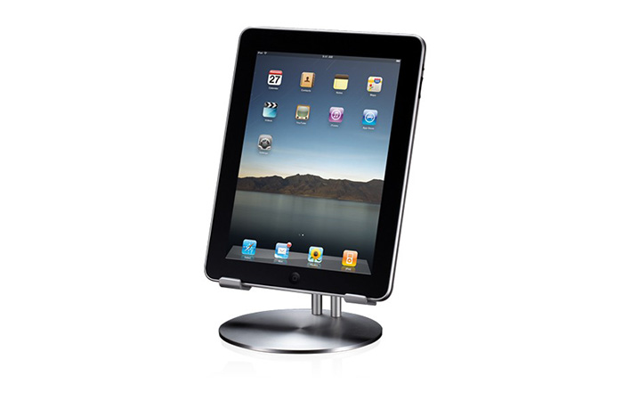 UpStand with vertical iPad