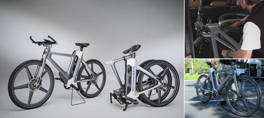 MODE:FLEX EBIKE | FORD'S ELECTRIC BICYCLE