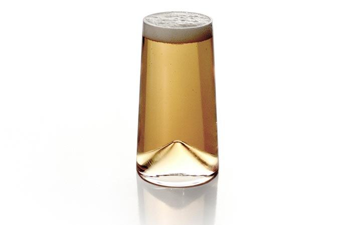 Monti-Birra Beer Glasses design