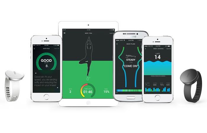 Moov apps