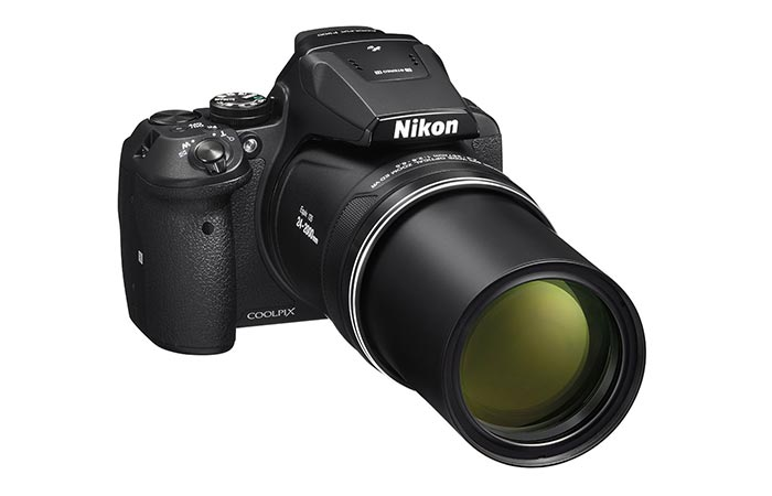 Nikon Coolpix P900 optical zoom