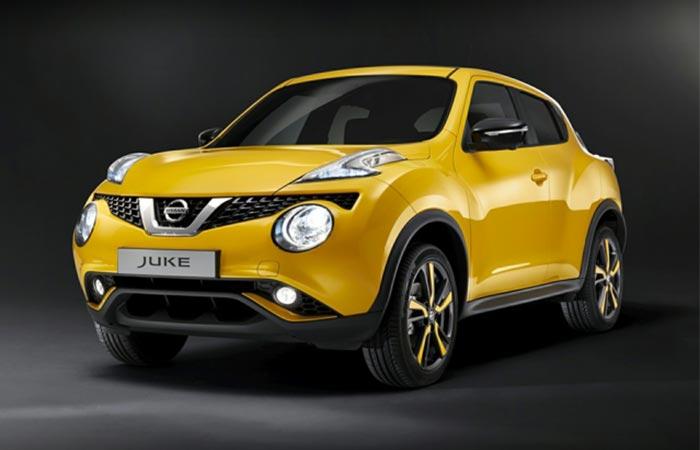 Nissan Juke design
