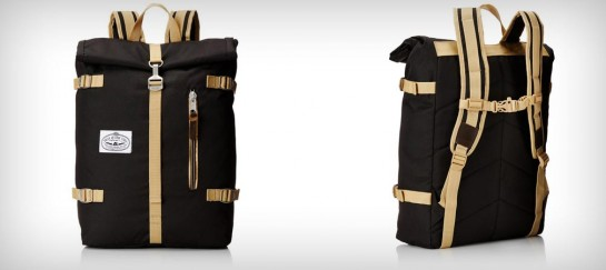 ROLLTOP BACKPACK | BY POLER