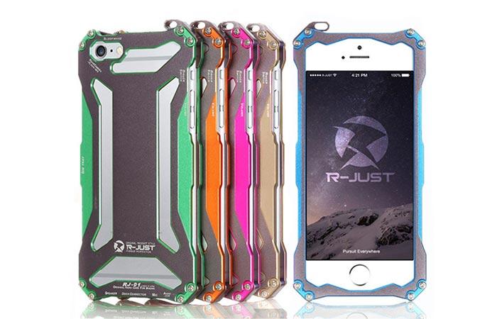 R-JUST Gundam iPhone 6 Plus Case color variants