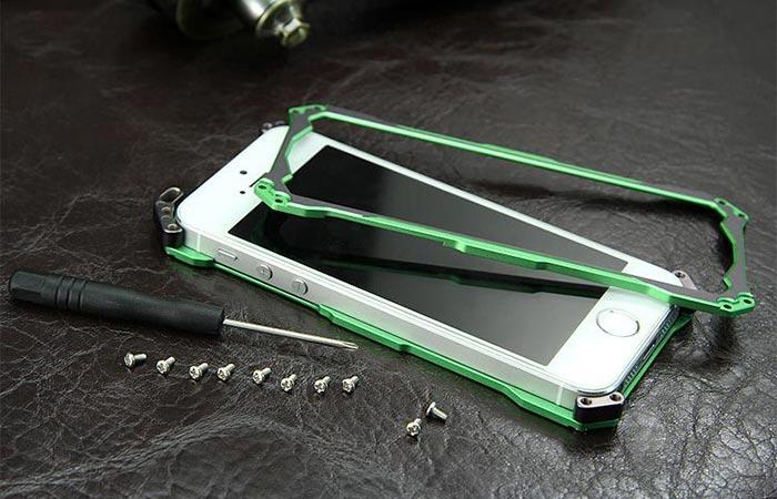 R-JUST Gundam iPhone 6 Plus Case setup
