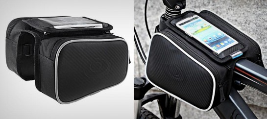 ROSWHEEL BICYCLE DUAL POUCH