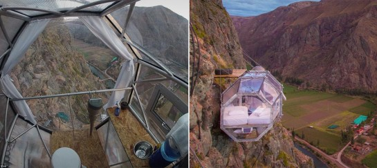 SKYLODGE IN PERU