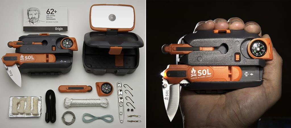 Sol Origin Survival Tool Kit