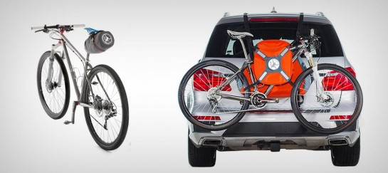 TRUNKMONKEY | INFLATABLE BIKE RACK